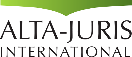 19ème congrès ALTA-JURIS <br>INTERNATIONAL