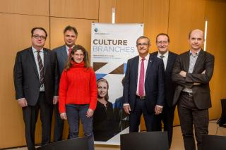 Newsletter Culture branches mars 2018