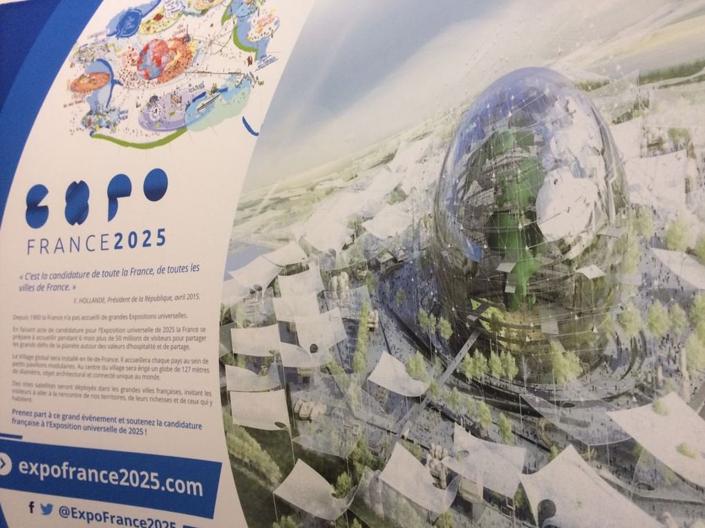 Candidature de la France Exposition universelle de 2025