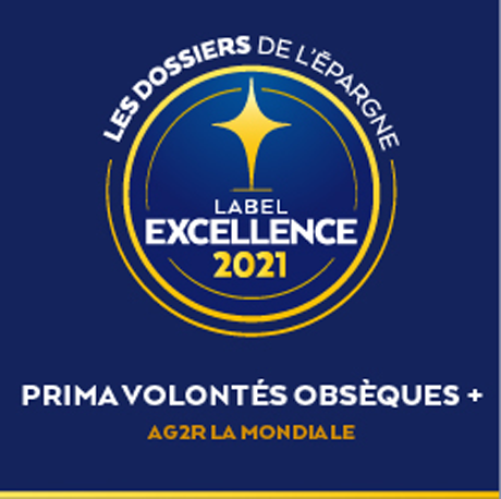 Label d'Excellence 2021 PVO+